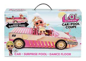 L.O.L Car Pool coupe