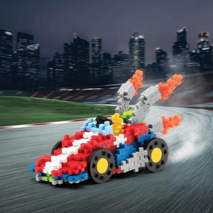 Plus-Plus GO! Crazy Kart
