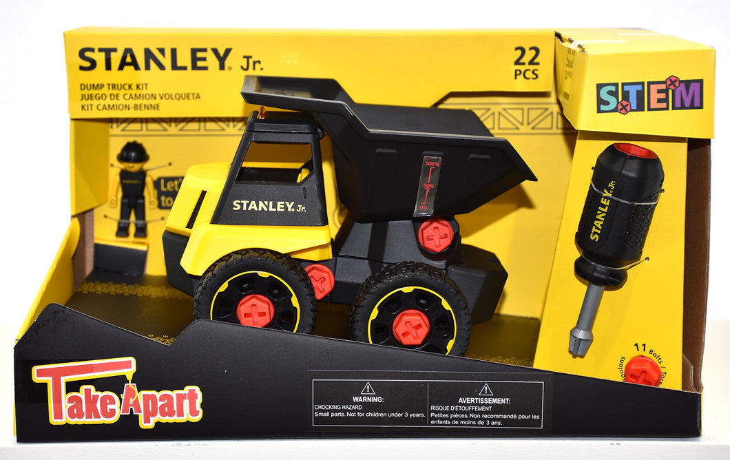 Stanley Jr. - Take a Part: Camion-benne