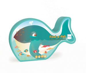 Jeu de couleurs - Find-a-fish