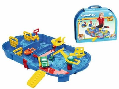 Aquaplay Aqualand 516 - Ens. avec LockBox