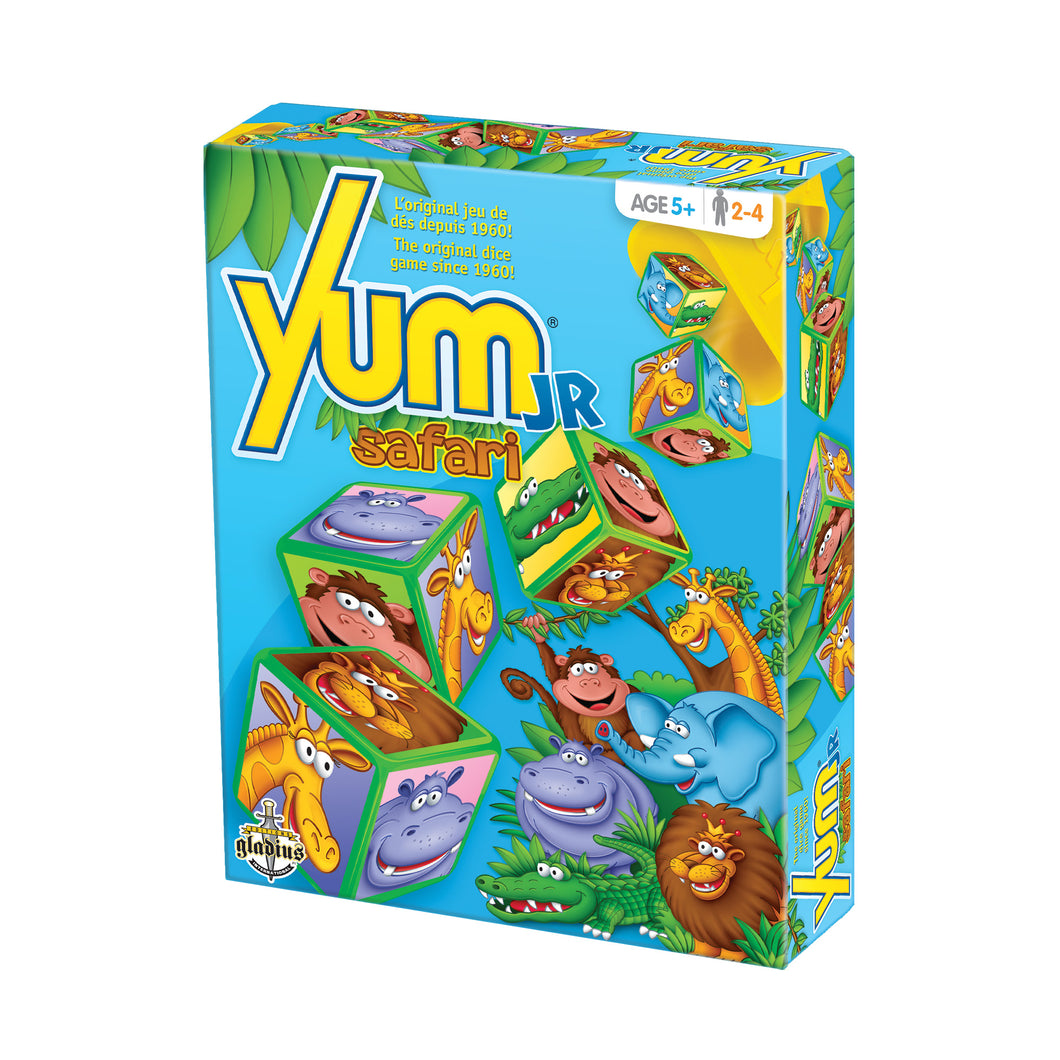 Yum Jr. - Safari