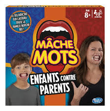 Mâche-Mot Parent -vs- enfant