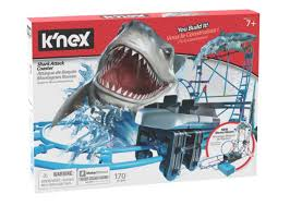 Shark Attack Coaster - 170pcs