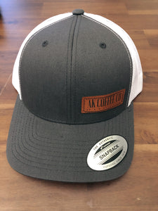 Gray Baseball Hat