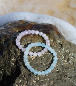Gemstone Beaded Bracelet (6mm)