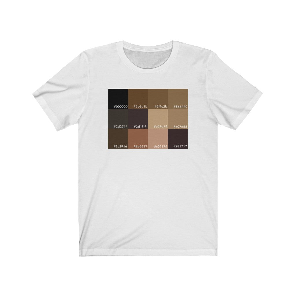 Shades of Melanin Tee
