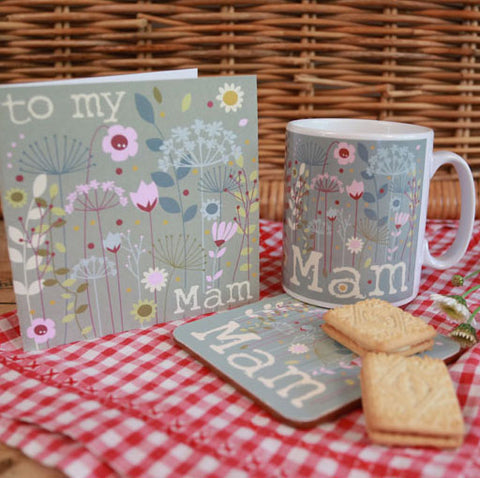 Mam Cards, Mam Mugs Cards For Geordies & Regional Gifts For All