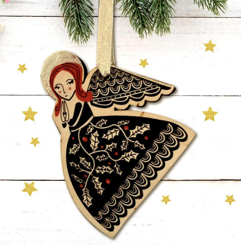 Those We Love Angel Christmas Bauble  - ANG