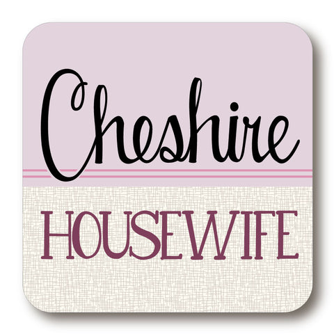 Cheshire Housewife - North Divide Coaster