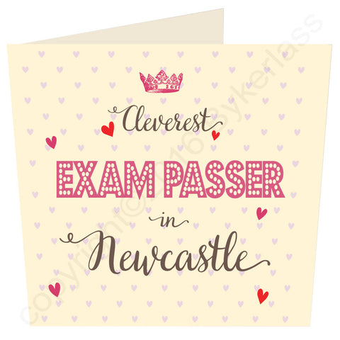 Cleverest Exam Passer in...... CreamCard (MB35) Exams