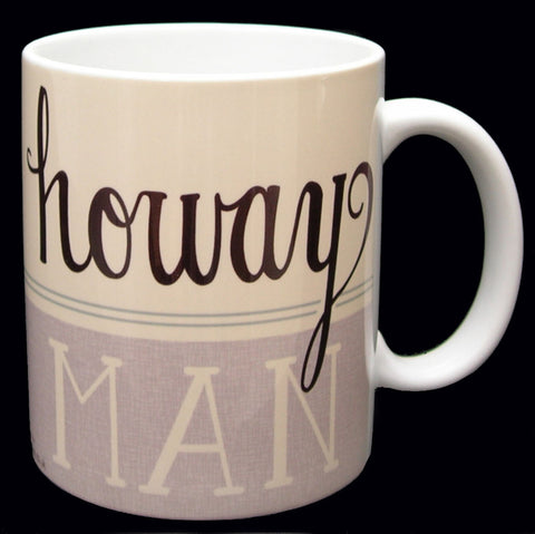 Howay Man North East Speak Mug (NESM1)
