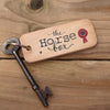 The Horse Box - Charlton Hall Designs Keyring