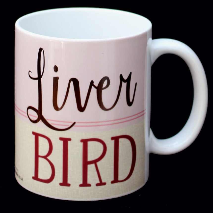 Liver Bird - Scouse Mug (SM7)