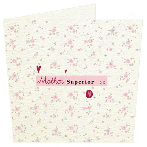 Mother Superior (MB55) Large Mothers Day Card -
