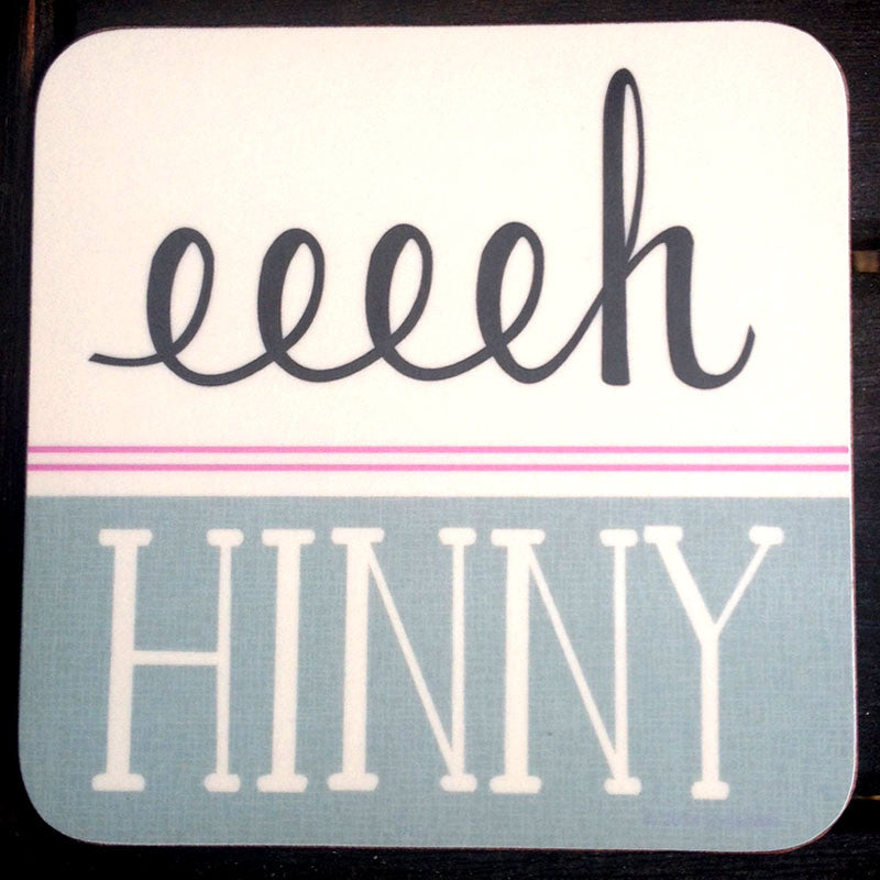 Eeeh Hinny North East Speak Coaster (NESC2)