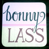 Bonny Lass North East Speak Geordie Coaster