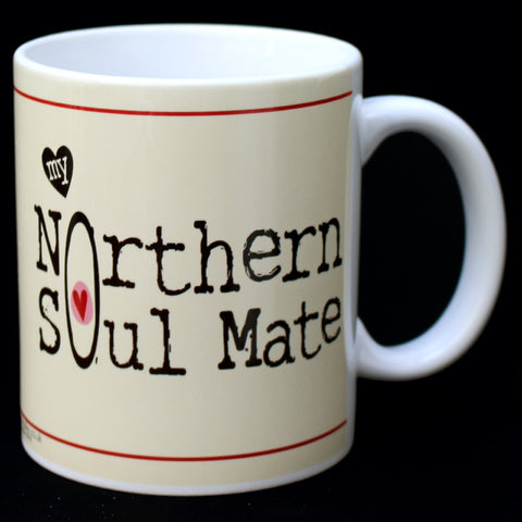 My Northern Soul Mate Geordie Mug  (MBM6)
