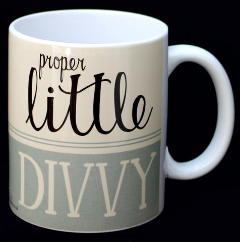 Proper Little Divvy - Scouse Mug (SM5)