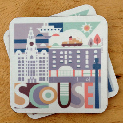 Scouse City Coaster