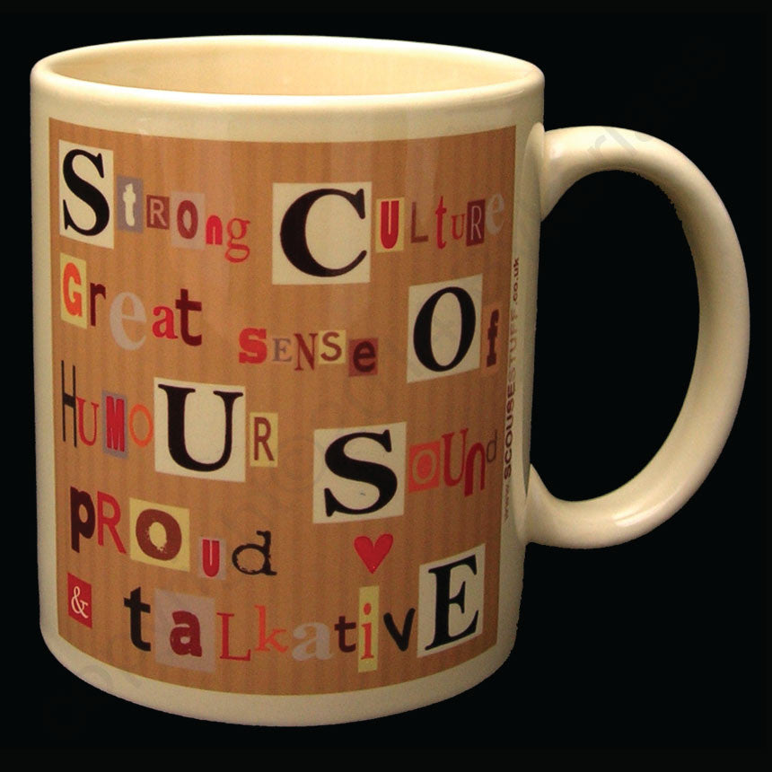 SCOUSE Mug by Scouse Stuff