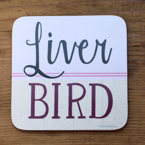 Liver Bird Scouse Coaster (SSC3)