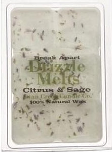 Swan Creek Citrus & Sage Drizzle Melts