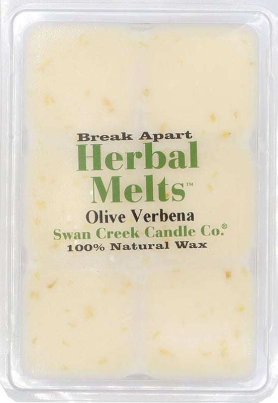 Swan Creek Olive Verbena Drizzle Melts