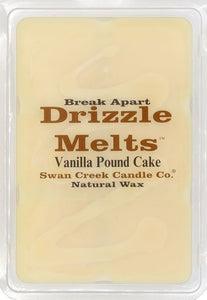 Swan Creek Vanilla Pound Cake Drizzle Melts