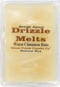 Swan Creek Warm Cinnamon Buns Drizzle Melts