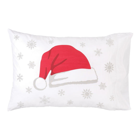 Santa Hat Pillowcase