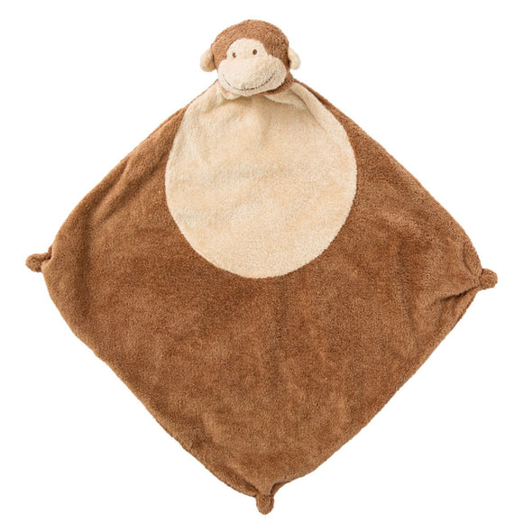 Angel Dear Blankie - Brown Monkey