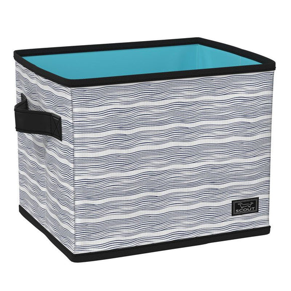 Scout Hang 10 Collapsible Storage Bin - Call Me Wavy