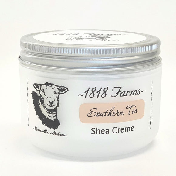 1818 Farms Southern Tea 4oz Shea Creme
