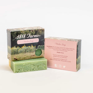1818 Farms Melon Handcrafted Soap