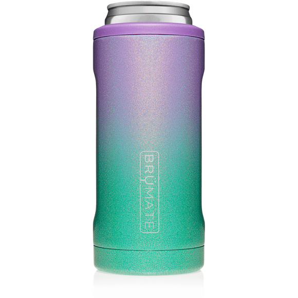 BrüMate Glitter Mermaid Hopsulator Slim (12oz slim cans)