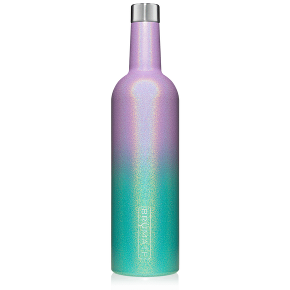 BrüMate Glitter Mermaid Winesulator™ 25oz Wine Canteen