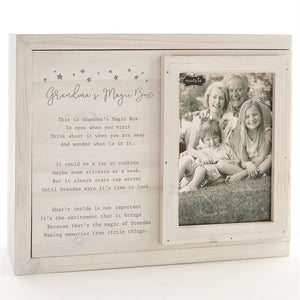 Mud Pie Grandma Magic Box