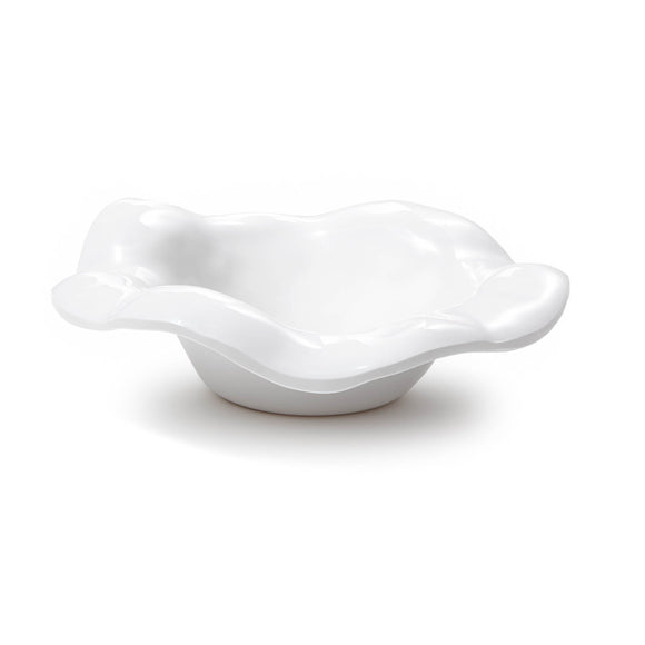 Beatriz Ball VIDA Small Havana Bowl - White