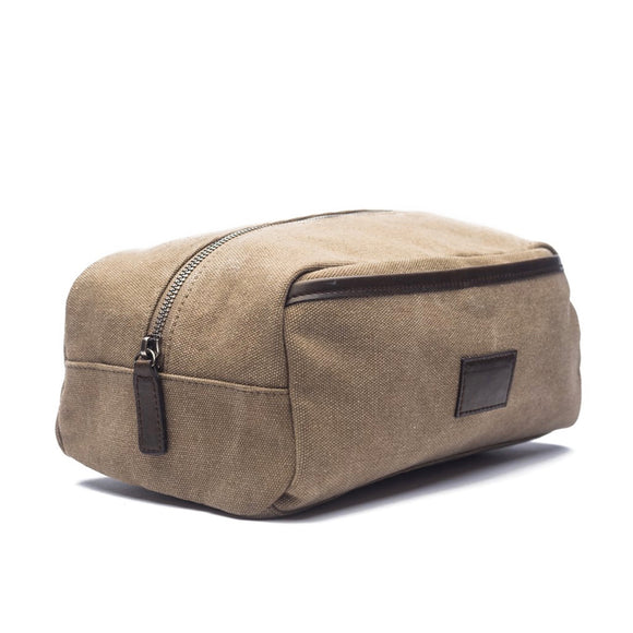 Excursion Khaki Dopp Kit
