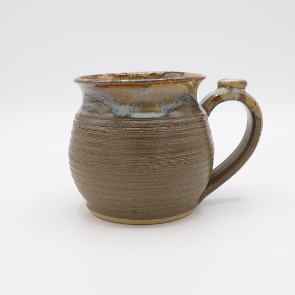Fingerprint Colombian Mug