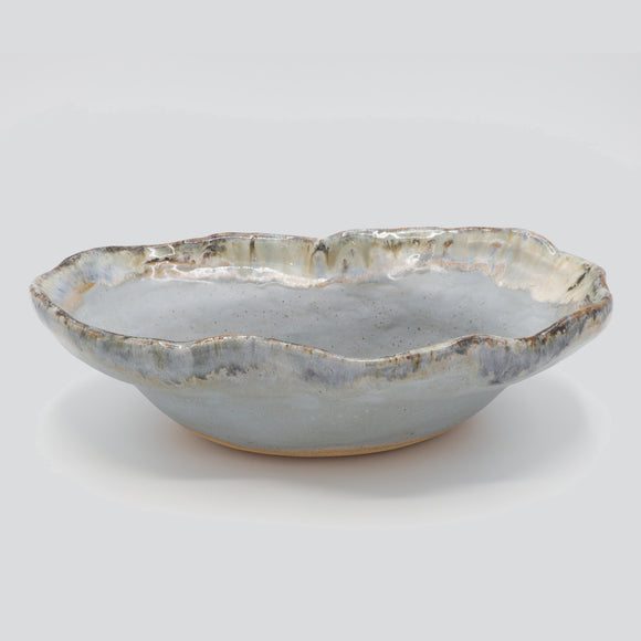 Etta B Small Oval Bowl - Peaceful