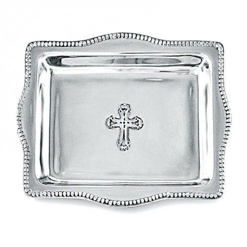 Beatriz Ball Cross Rectangular Tray 4