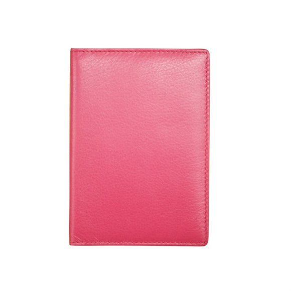 Leather Passport Cover Hot Print