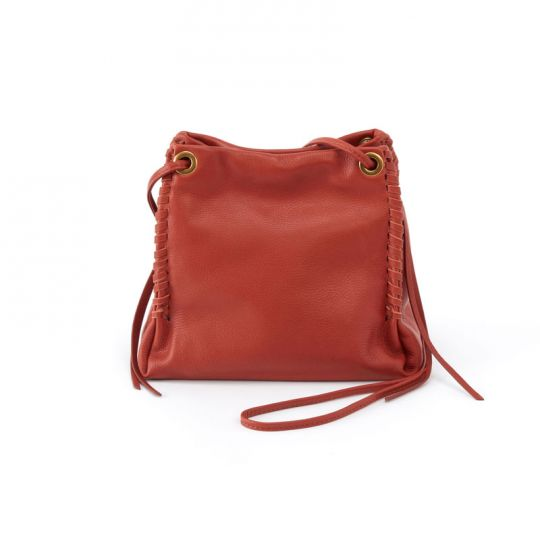 Hobo Bolero Convertible Crossbody - Sienna Velvet Hide