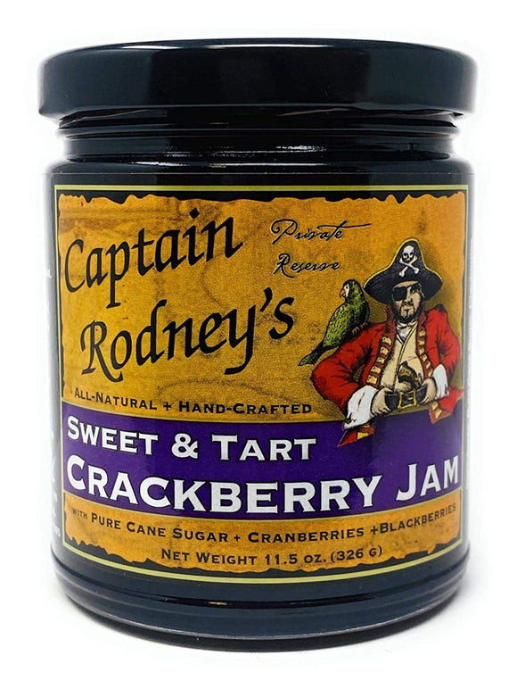 Captain Rodney's Crackberry Jam