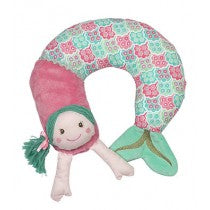 Maison Chic Shellie the Mermaid Travel Pillow