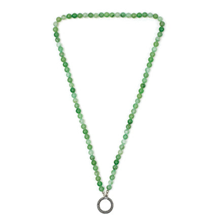 Peepers Beaded Cord Jade