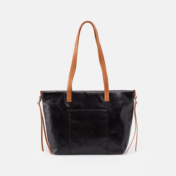 Hobo Cecily Mini Tote - Black Vintage Hide