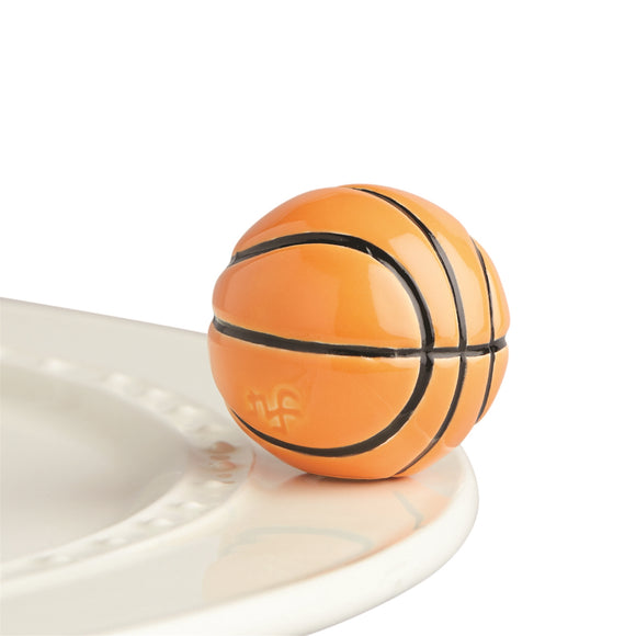 Nora Fleming Basketball mini